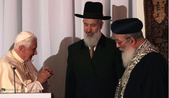 (Ilustrasi: Pertemuan dialog keagamaan)