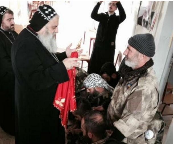 patriark gereja ortodoks suriah